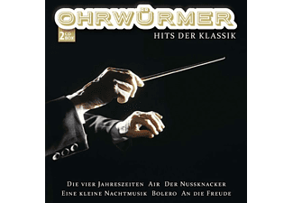 VARIOUS - Ohrwürmer-Hits Der Klassik  - (CD)