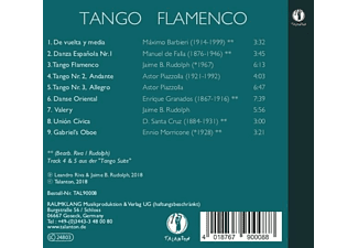 Leandro Riva, Jaime B. Rudolph - TANGO FLAMENCO  - (CD)