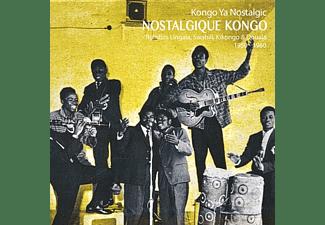 VARIOUS - Nostalgique Kongo 1950-60  - (CD)