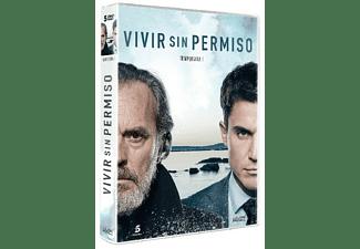 Vivir Sin Permiso Temporada 1 Dvd