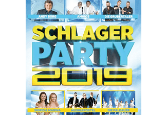 VARIOUS - Schlager Party 2019 - (CD)