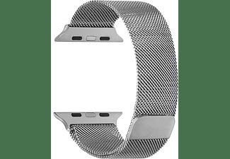 TOPP 40-37-1832, Ersatz-und Wechselarmband, Apple, Silber