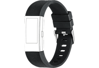TOPP Armband Fitbit Charge 2, Silicone