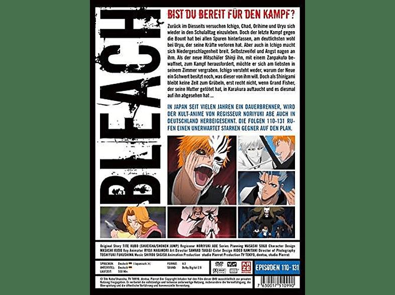 Bleach TV-Serie - Box 6 (Episoden 110-131) [DVD]