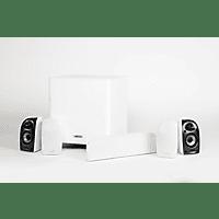 POLK AUDIO TL1700 Lautsprechersystem (5.1 Kanal, Weiss)