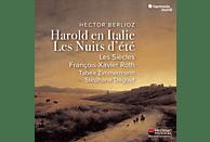 Tabea Zimmerman, Les Siecles, François Xavier Roth - BERLIOZ HAROLD EN ITALIE - LES NUIT [CD]