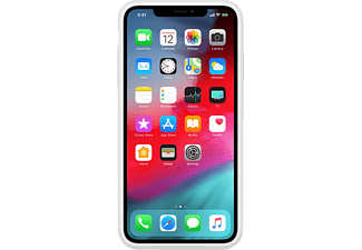 APPLE Smart Battery Case, Backcover, Apple, iPhone XS Max, Weiß