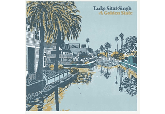 Luke Sital-Singh - A Golden State  - (CD)