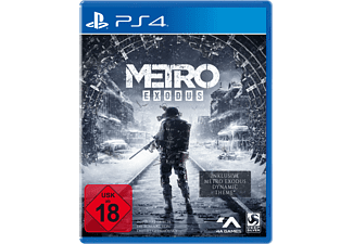 Metro Exodus - Day One Edition - [PlayStation 4]