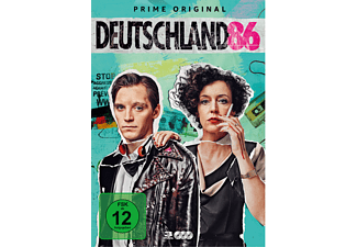 Deutschland 86 DVD