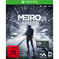 Metro Exodus - Day One Edition [Xbox One]