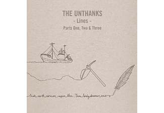 The Unthanks - Lines Part 1,2 & 3-The Complete Trilogy  - (CD)