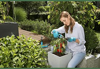 GARDENA Grundausstattung Kleingeräte mit Handschuhen, Gartenschere, Unkrautstecher und Blumenkelle