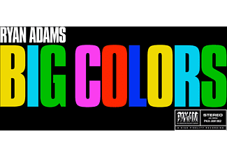 Ryan Adams - Big Colors - (CD)