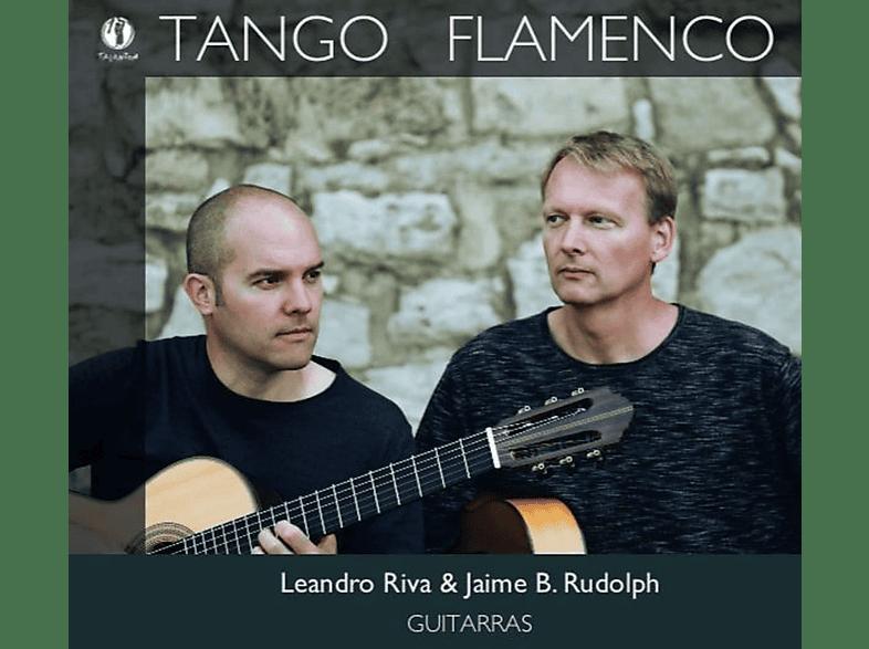 Leandro Riva, Jaime B. Rudolph - TANGO FLAMENCO [CD]