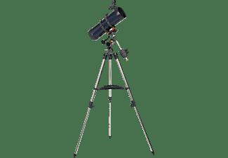 CELESTRON Celestron AstroMaster 114EQ Teleskop mit Nachführmotor und Smartphoneadapter 50x, 100x, 114 mm, Teleskop