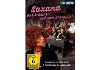 Saxana-Das Mädchen Auf Dem Besenstiel DVD