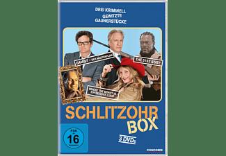 Schlitzohr-Box DVD