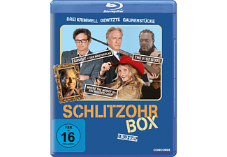 Schlitzohr-Box Blu-ray