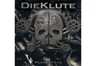 Dieklute - Planet Fear  - (CD)