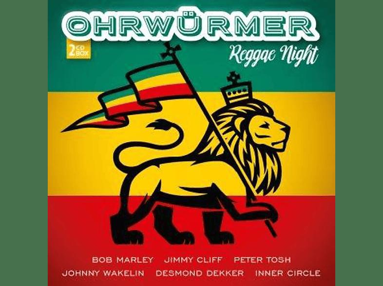 VARIOUS - Ohrwürmer-Reggae Night [CD]