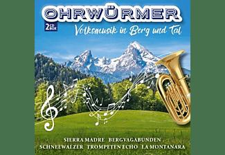 VARIOUS - Ohrwürmer-Volksmusik In Berg Und Tal  - (CD)