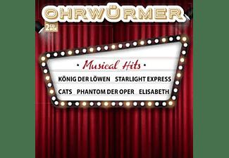 VARIOUS - Ohrwürmer-Musical Hits  - (CD)