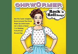 VARIOUS - Ohrwürmer - Rock N Roll Songs  - (CD)