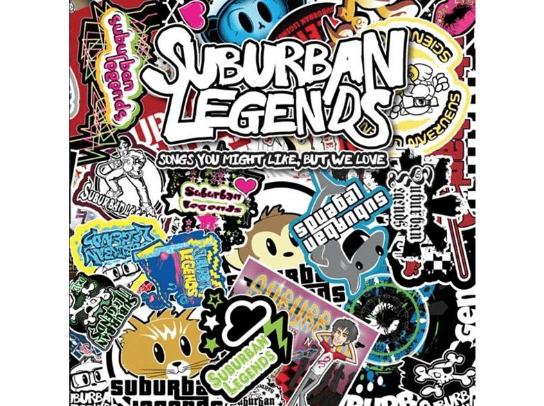 Suburban Legends - Songs You Might Like,But We Love [Vinyl]
