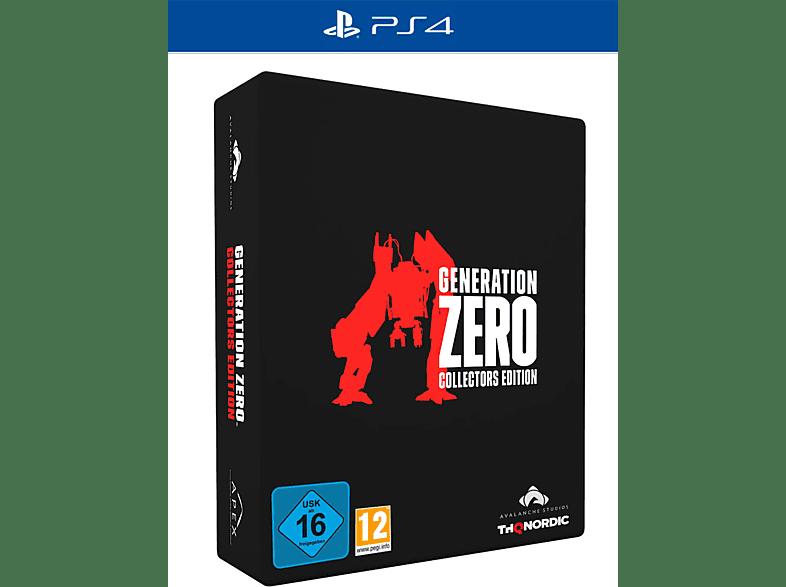 Generation Zero Collectors Edition [PlayStation 4]