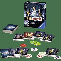RAVENSBURGER Werwörter Ravensburger® Kartenspiele, Mehrfarbig