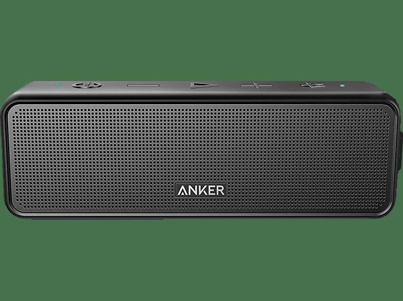 ANKER Soundcore Select Bluetooth Lautsprecher, Schwarz, Wasserfest