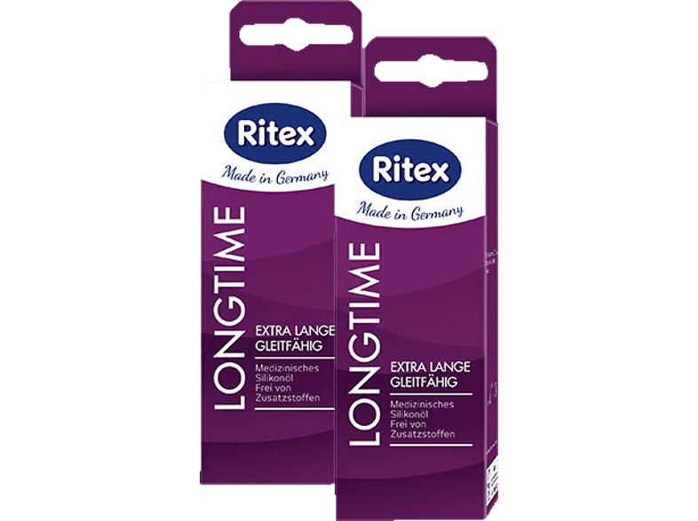 RITEX LONGTIME 120 ML Gleitgel