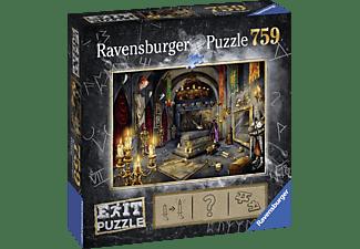 RAVENSBURGER EXIT  Im Vampirschloss Puzzle Mehrfarbig