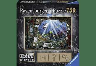 RAVENSBURGER EXIT Im U-Boot Puzzle Mehrfarbig