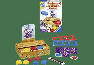 RAVENSBURGER Farben- und Formen-Zauber Spielen und Lernen Mehrfarbig