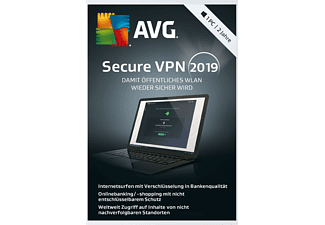 AVG Secure VPN 2019