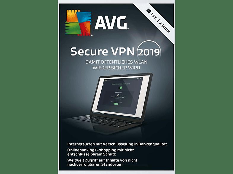 AVG Secure VPN 2019