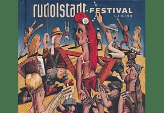 VARIOUS - Rudolstadt 2018  - (CD + DVD Video)