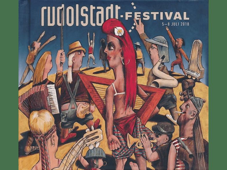 VARIOUS - Rudolstadt 2018 [CD + DVD Video]
