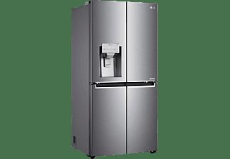 LG GML844PZKZ French Door (E, 1787 mm hoch, Edelstahl)