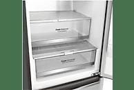 LG GBB92STAXP  Kühlgefrierkombination (A+++, 173 kWh/Jahr, 2030 mm hoch, Edelstahl)