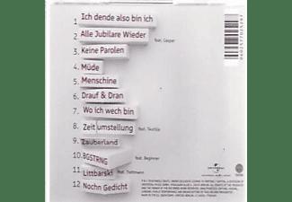 Dendemann - da nich für!  - (CD)