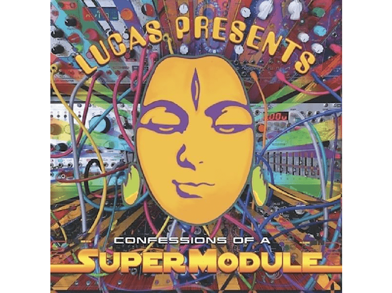 Supermodule - Lucas Presents Confessions Of Super Module [CD]