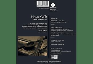 Howe Gelb - Label Pop Session  - (CD)