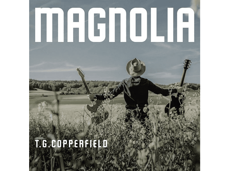 T.G.Copperfield - Magnolia [CD]