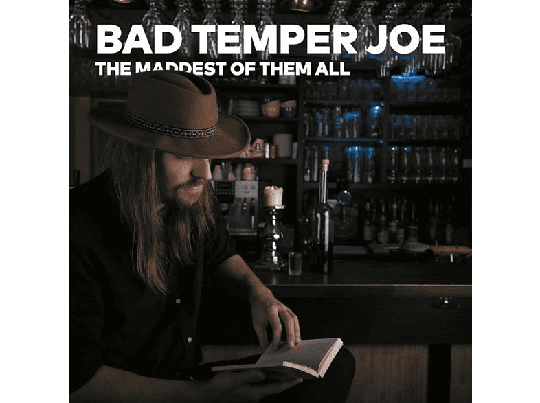 Bad Temper Joe - The Maddest of Them All [CD]