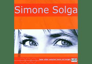 Simone Solga - Lieder Zwischen Heute Und Morgen  - (CD)