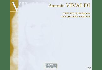 Michel Corboz - VIVALDI: THE FOUR SEASONS (CLA  - (CD)