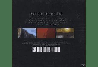 Oliver Ho - The Soft Machine  - (CD)